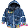 Куртка джинсовая, артикул AI 1805