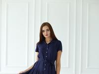 Доминикана - платье (вискоза 100 %)