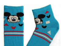 Детские махровые носки «Микки Маус»