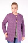 Жакет 016226 (фиолетовый) 1078