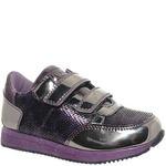 Кроссовки для девочек MURSU 205608 фиол