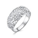 Кольцо серебряное 925 Артикул:10-0027