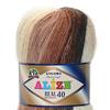 ANGORA REAL 40 BATIK 40% шерсть, 60% акрил, 480 м, 100 г