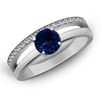 Кольцо серебряное 925 Артикул:10-0138 сап