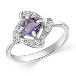 Кольцо серебряное 925 Артикул: 10-0070 ам