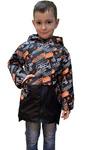 4707  Куртка для мальчиков на флисе Мембрана