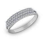 Кольцо серебряное 925 Артикул:10-0014