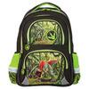 """Brauberg. Рюкзак с EVA спинкой для учеников начальной школы """"Динозавр"""", 12л 38х30х14см 226396"""