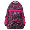 """Brauberg. Рюкзак для старшеклассников/студентов/молодежи узоры, """"Цветы"""", 26л 45х31х12см 226357"""