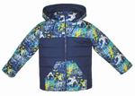 1014  Куртка для мальчиков демисезонная