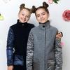 """Демисезонное пальто для девочки """"VPD-2"""""""