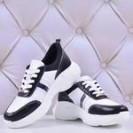 Женские комбинированные кроссовки (мягкий текстиль/экомех - на выбор)
