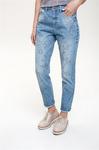 Брюки джинсовые жен. TATU голубой [10200160391#0]