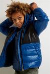Куртка детская для мальчиков Nasir синий [20110130162#0]
