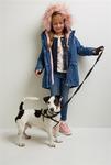 Куртка детская для девочек Luisiana синий [20220130161#0]