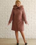 Стеганная зимняя куртка  Код: 3589