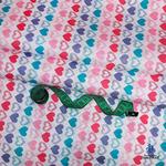 Ткань на отрез бязь плательная 150 см 7447/1 (на отрез от 1 М)