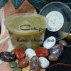 Сирийское смоляное лавровое бельди омолаживающее кожу с органическим карите, пустынной розой и костусом Syrian Beldi Bustan Budur