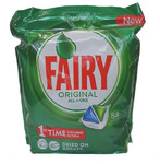 Таблетки для посудомойки FAIRY ORIGINAL ALL in ONEl, 84шт.