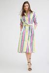 Платье в полоску PL867/shiren