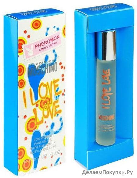 Масло Moschino I Love Love 10 ml