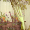Вуаль Джунгли Артикул: 73/1466 С2 Зеленый