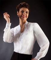 33979e105a2 СП 8 Белые блузки с 40-62 размер
