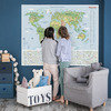 Игровая карта Мира «Papitama»