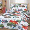 КПБ -Бязь- Самойловский текстиль - Детский комплект- Танки онлайн
