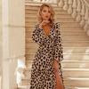 Платье-макси с леопардовым принтом Подробнее: https://gepur.com/product/plate-30920