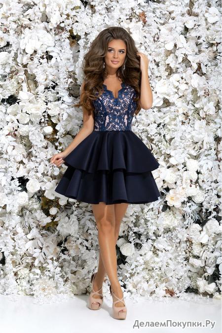 Платье 7243 01