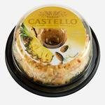 Сыр Castello Ananas Manteli Tuore (ананас, миндаль) — 125 гр