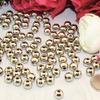 Бусины под жемчуг (серебро) 8мм в упаковке 500 гр. B180/40