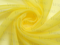 Вуаль Есения Артикул: 18/300-8 желтый  Ширина рулона: 300 см