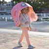 зонт FLIPA, детский, розовый