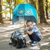 зонт FLIPA, детский, голубой