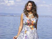 555 A-1c Платье