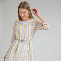 Платье в полоску PL973/yankee