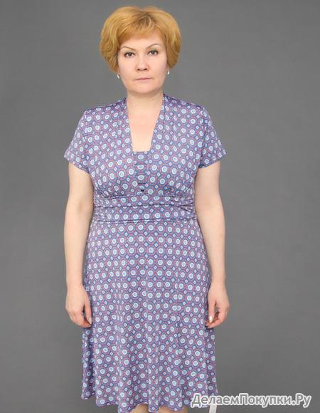Платье А967