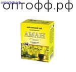 Чай Аман 170гр лист цейлон