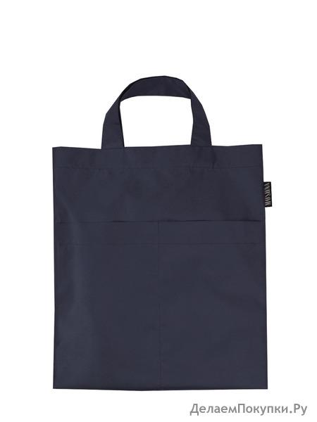 Модель 6 Маленькая сумка, цвет ТЕМНО СИНИЙ ПОЛНОСТЬЮ!!!!