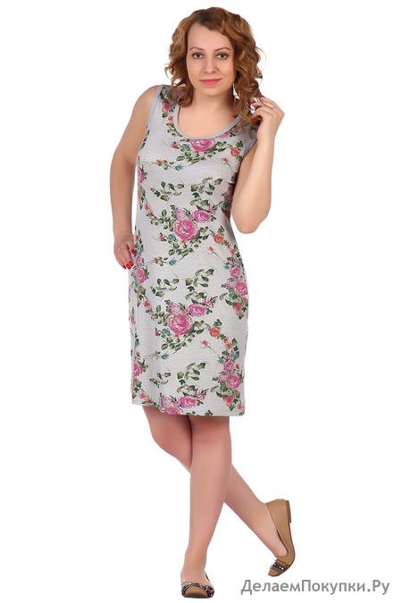 Платье П-076 (вискоза)