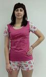 685п. пижама женская 685п/001нм, размер 44
