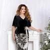Блуза, юбка Mira Fashion Артикул: 4545