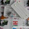 Классика белый (Шнурки силиконовые HILACES)