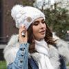 Комплект «Малинуа» (шапка и шарф) 4721-10 от Braxton