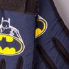 Перчатки-дутики детские, бетмен, темно-синий