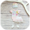 Набор 4-х предметный для девочки Розовый, Царевна