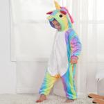 Кигуруми «Радужный Единорог» детский