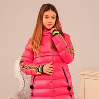 """Зимняя куртка для девочки """"Фаина"""""""